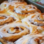 Fresh and Warm Cinnamon Rolls