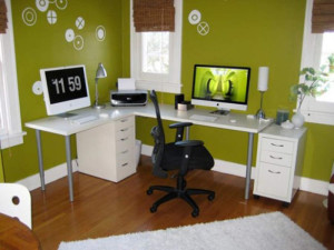 Tips for designing a great home office